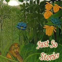 Illustration for Just So Stories by Rudyard Kipling