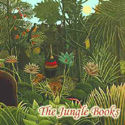 Illustration for The Second Jungle Book